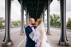 Malek & Sullivan (marcribis) Tags: mariage wedding marcribis canon 6d 35mm14 sigma paris streetofparis lumièrenaturelle naturallight weddingdress bride groom vsco