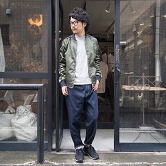 August 20, 2016 at 01:13PM (audience_jp) Tags: shop fashion audienceshop  ootd japan kouenji snap        2016aw upscapeaudience tokyo madeinjapan audience aud1820  coordinate