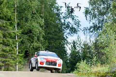 DSC_2028 (Salmix_ie) Tags: wrc rally finland 2016 july august fia motorsport ralley ralli neste gravel sand soratie speed nikon nikkor d7100 dust cars akk jyvskyl dmac michelin pirelli