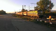 BDZ PP 44.001 (vddvdd) Tags: skoda 68e locomotive train passenger pp railway station bdz