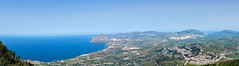 Sicily, from Erice (nadeeshacabral) Tags: erice landscape sea city italy europe sony a6000 sicilia it