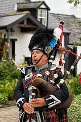 Bagpiper - Gretna Green, Scotland (perkijl61) Tags: bagpipes bagpiper gretnagreen scotland