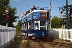 Seaton Tramway number 9 (MCW1987) Tags: seaton tramway number 9