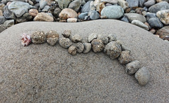 down on the shore isle of skye by greybirdstudio (greybirdstudio) Tags: greybirdstudio isle skye scotland artisan adornment artist beach beachcomber bead ceramic clay craft pod organic nature blossom jewellery porcelain painting etsy uk textile hemp linen wax silver necklace shore shell roman glass wearable art earthy natural sculpture sculptural stitch sewn sewing stitchin sea ocean mer wave cluster urchin starfish hand handmade