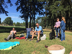 2016 Post Retreat Family Picnic_gorgeous day