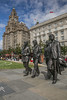 Fab Four (juliereynoldsphotography) Tags: juliereynoldsphotographycouk juliereynolds liverpool summer the beatles