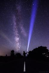 Milky way Studland1 (ancientalien2013) Tags: milky way swanage studland night sky dorset astrophotography