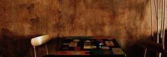 NYC72330 (ARTE CRUEL) Tags: billard cafebar cafbar cartedegographie chair chaise empty intrieur interior map memphis processed snooker table vide