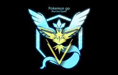 Pokemon go--((TEAM MYSTIC)) ((TEAM INSTINCT)) (tt198910) Tags: pokemon go team mystic instinct
