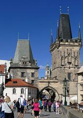 Prag - P1230510ax (berndkru) Tags: panasonicfz1000 prag praha prague karlsbrcke charlesbridge kamera orte