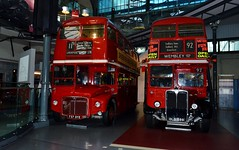 London Transport Museum (PD3.) Tags: bus buses psv pcv preserved vintage london transport lt museum covent garden aec regent routemaster rm1737 rm 1737 737dye 737 dye old589 old 589