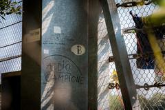 Tamburello, Imola (glank27) Tags: curva tamburello imola circuit ayrton senna writings wall crash site karl glanville canon eos 70d efs 1585mm f3556