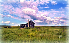 Once upon a prairie... (Barbie Photography) Tags: barbiesphotography prairies outdoors landscape skies clouds beauty passion summer nikond5200