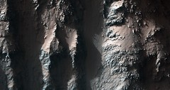 PSP_009802_1700 (UAHiRISE) Tags: mars nasa jpl mro universityofarizona ua uofa landscape geology science