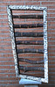 rectangulo con troncos 1 (felisardodabilbi) Tags: estructura structure struktur madera wood holz pino paraboloide hiperbolico paraboloid hyperbolic hyperbolisch tronco trunk stamm encina holmoak steineiche minalismo minimalism minimalismus