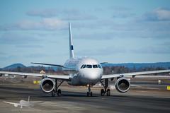 Finnair - OH-LVG - A319-100 (Aviation & Maritime) Tags: ohlvg finnair airbus a319 a319100 airbus319 airbus319100 osl engm osloairportgardermoen oslolufthavngardermoen osloairport gardermoen norway