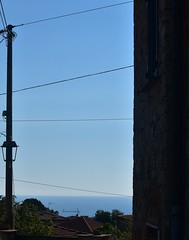 montemarcello (dinapunk) Tags: montemarcello italy liguria sea