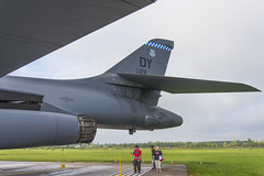 DUH_7210r (crobart) Tags: boeing b1b lancer bomber london airshow ontario aircraft airplane