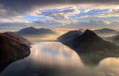 Dramatic mood... (Alex Switzerland) Tags: lugano luganese ceresio ticino switzerland landscape paesaggio svizzera bre canon eos 6d
