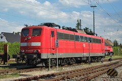 151032 Ingolstadt Depot (anson52) Tags: 151 mih