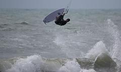 smile :-) (Paul J's) Tags: newplymouth taranaki eastend eastendbeach kitesurfing sea