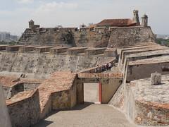 P2220949 (Gareth's Pix) Tags: castillodesanfelipedebarajas cartagena colombia castillo