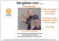 Valentijndag (Thoran Pictures (Thx for 150k views)) Tags: sign signlanguage doof collega dsw gebaar gebarentaal maatschappij ngt gemeenschap drempelsweg arnolddegans