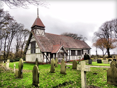Church of St Michael and all Angels, Great Altcar