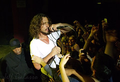 Chris Cornell in the crowd at Shepherd's Bush Empire 9 November (Mister J Photography) Tags: england london concert live empire shepherdsbush 2012 soundgarden chriscornell mattcameron 9november benshepherd kimthayil lastfm:event=3416385