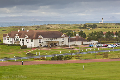 Turnberry Hotel and Golf Course