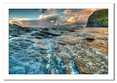 View at Crackington Haven (Travels with a dog and a Camera :)) Tags: uk november autumn sea england haven southwest west beach digital photoshop dc pentax unitedkingdom south sigma national trust 1020mm nationaltrust crackington hdr seaview 2012 lightroom crackingtonhaven photomatix cs6 1456 k20d justpentax pentaxk20d sigma1020mm1456dc photoshopcs6 43rc lightroom43rc
