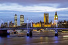 Panoramic London Night..... (german_long) Tags: inglaterra england london thames bigben londres bluehour parlament támesis thebluehour horaazul londonparlament