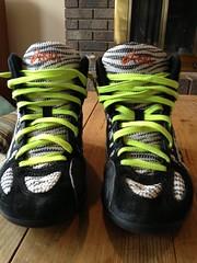 asics zebra medalist wrestling shoes