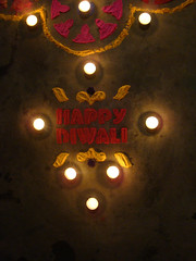 Diwali Celebration (devender.webdesigner) Tags: pictures new decorations party india art festival happy lights pattern photos delhi images celebration wishes designs wallpapers diwali hindu rangoli deepavali