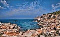 Ibiza - Portinatx (F. Nestares P.) Tags: sea españa mar spain nikon ibiza cala 2012 baleares d90 portinatx