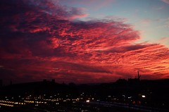 Hello pretty sky (La's Blog) Tags: pink sky beautiful rose photography great like ouf