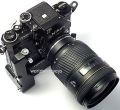 ニコンF フォトミックFTN, ミノルタAFズーム 28-70mm F2.8G (worldwideyeys.com) Tags: nikon sony nikonf ftn 2870mm f28g