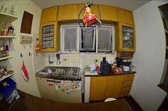 46b - Cozinha americana (Marsia) Tags: brazil brasil br interior sopaulo santos apartamento 2012 gonzaga sopaulo stefanlambauer