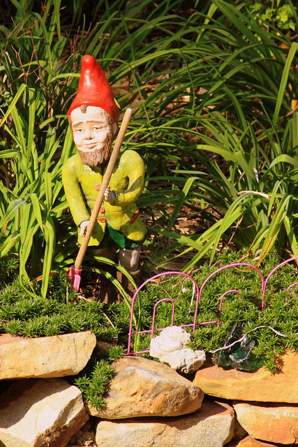 Rock City's Gnome Valley #7: Gardening