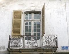 Dax, Landes (Marie-Hélène Cingal) Tags: france balcony balkon wroughtiron 40 balcon dax landes sudouest aquitaine ferforgé detalhesemferro acqs
