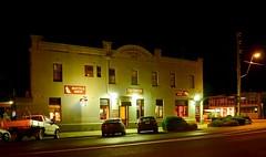 Commercial Hotel, Warragul (phunnyfotos) Tags: light night lights hotel pub nikon australia victoria vic 1912 gippsland commercialhotel warragul auspctagged pc3820 d5100 nikond5100 phunnyfotos