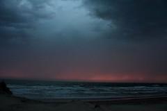 Tormenta al final de la tarde (Antonio Sanchez Garrido) Tags: mer france mar dunes tormenta francia orage dunas nwn oleron