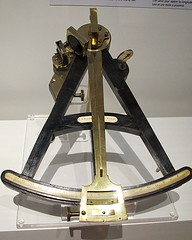 Octant or Hadley's Quadrant - Royal Ontario Museum
