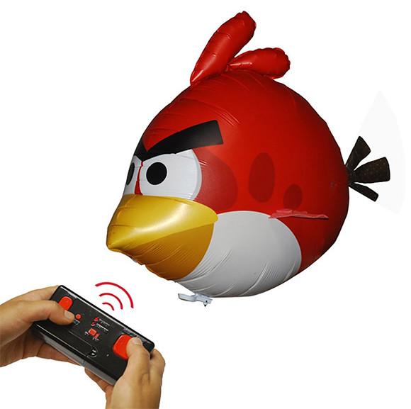 無線遙控憤怒鳥飛行器
