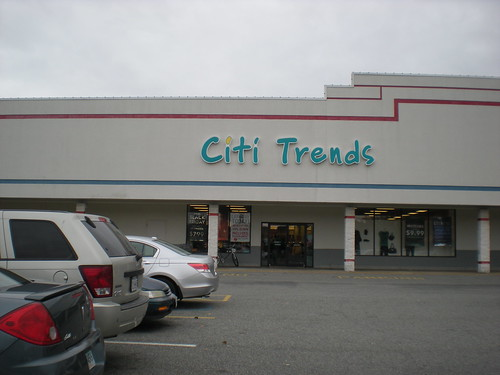 Citi Trends Logo Citi Trends