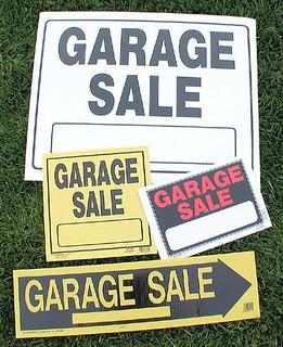 Madrona Neighborhood Garage Sale June 18th