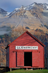 The old boat shed, Glenorchy, New Zealand (goneforawander) Tags: new travel newzealand wild lake alps nature landscape outdoors island nikon scenery paradise natural pacific south southern zealand alpine backpacking nz otago queenstown aotearoa wakatipu australasia oceania glenorchy d90 goneforawander enzedonline