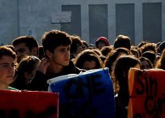 ROMA-Manifestazione 24nov2012 (Alessandra Corsini) Tags: roma protesta eventi studenti manifestazione corteo pacifisti