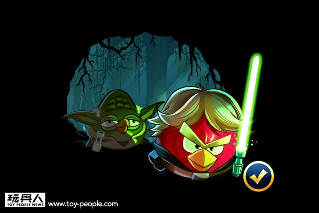 『憤怒鳥:星際大戰』APP遊戲 & 兌換碼 ~ 玩具人大解密
