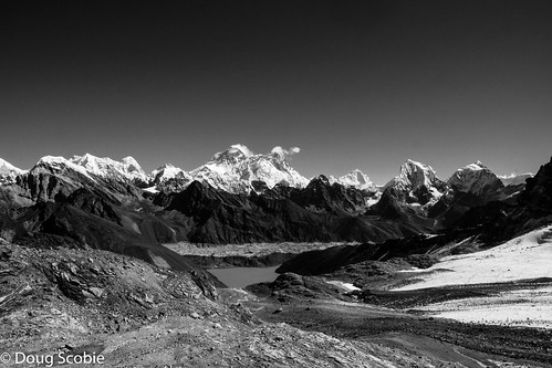 Everest & Lhotse